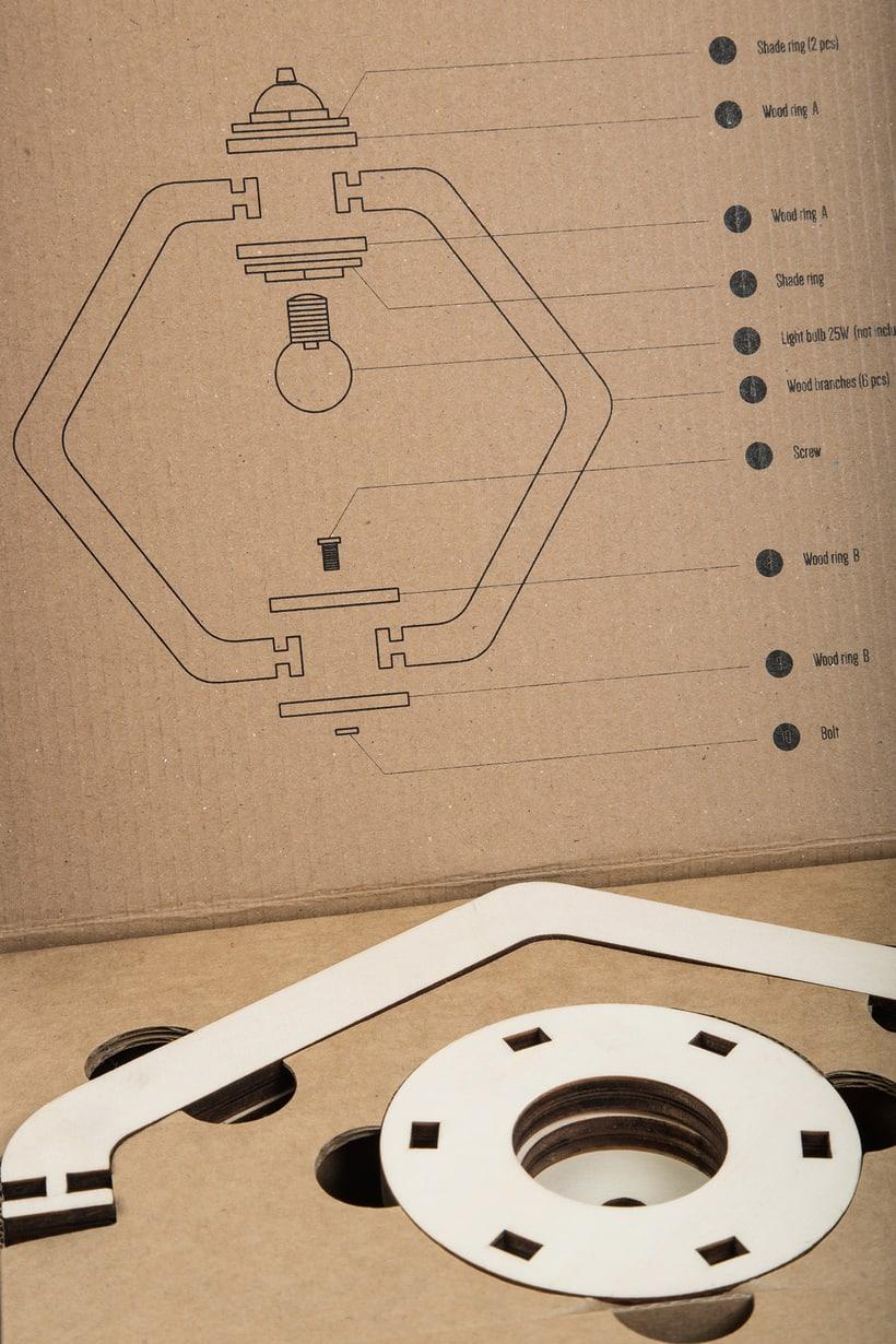 LANTERN - A lamp to build 2