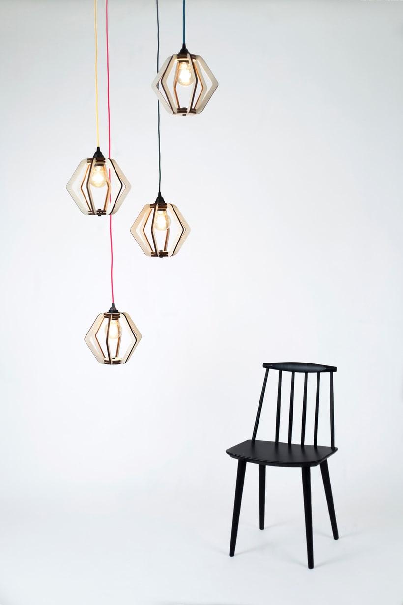 LANTERN - A lamp to build 4