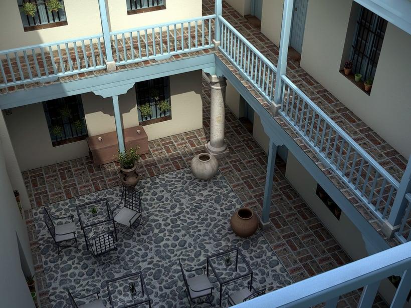 Hotel Hospes Las Casas del Rey de Baeza (Sevilla) 0
