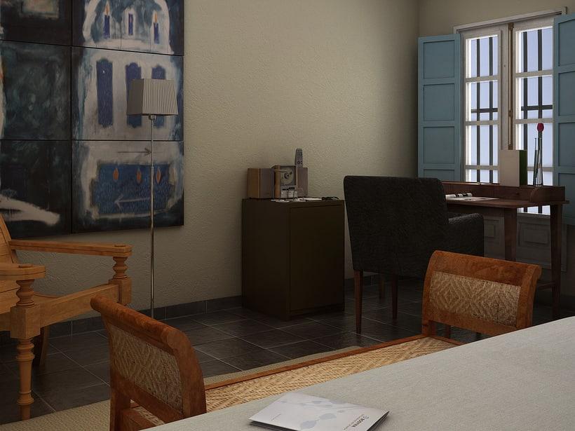 Hotel Hospes Las Casas del Rey de Baeza (Sevilla) 3