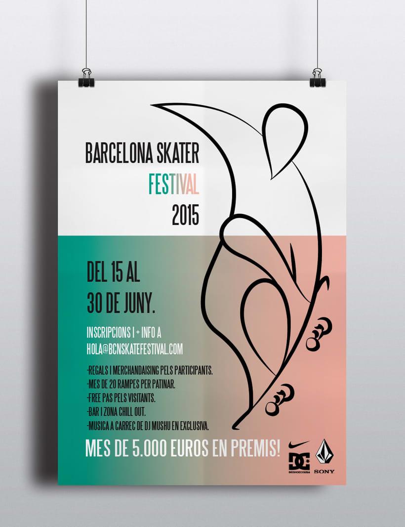 Barcelona Skate Festival 0