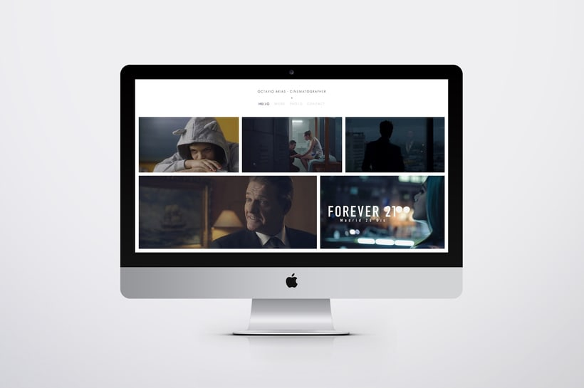 Octavio Arias - Cinematographer 9