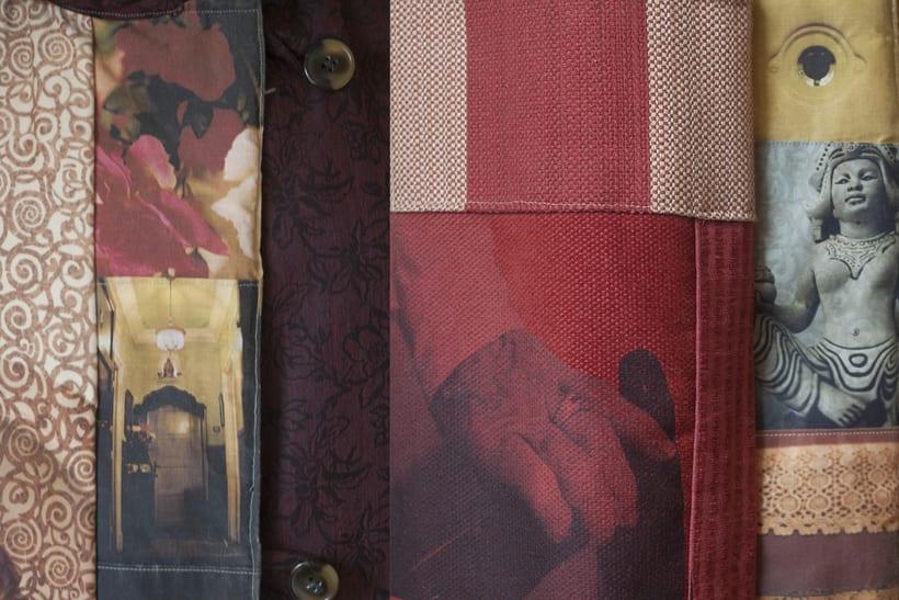 Diseño de vestuario - Abrigo homenaje 5