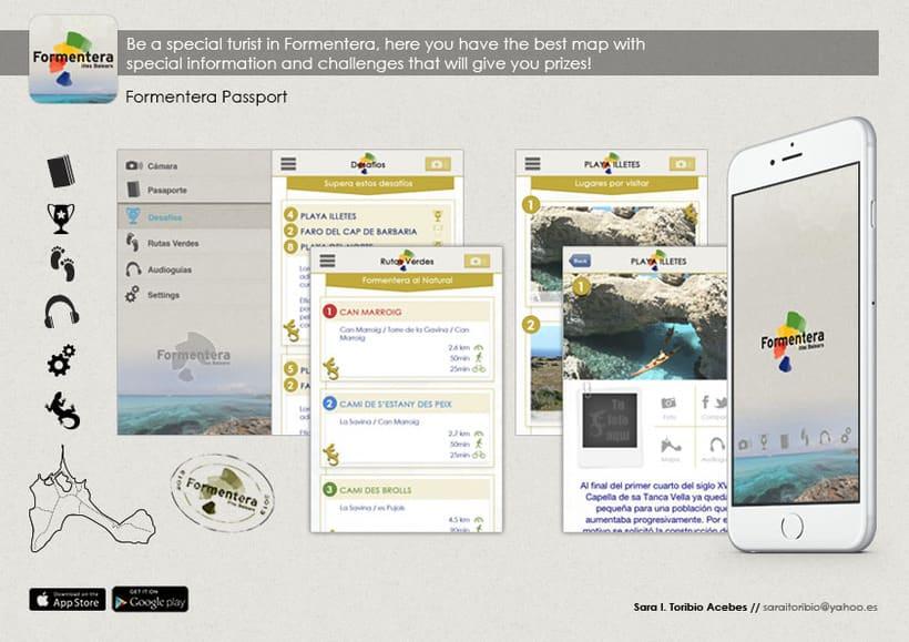 UI, varias Apps 1