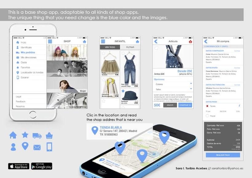 UI, varias Apps 4