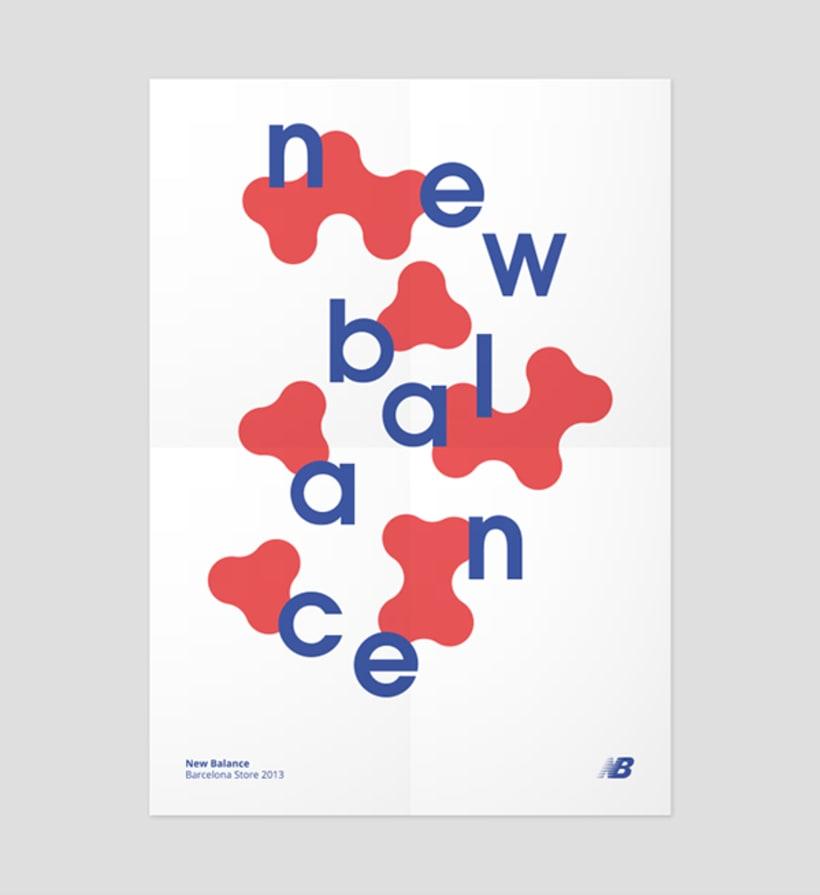NEW BALANCE — Run! Run! Run! 0