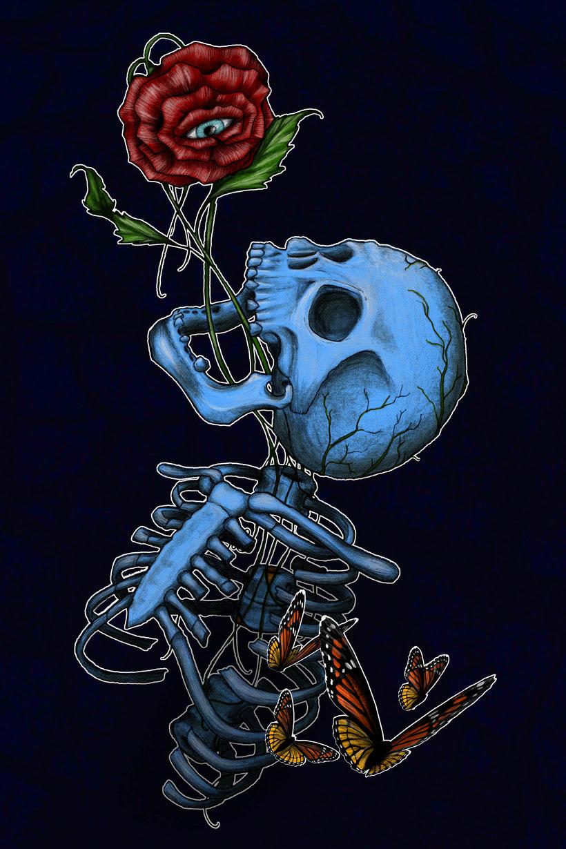 De lo que deja la muerte -1