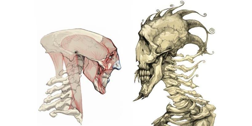 Taller de Anatomía Creativa | Formación | Domestika