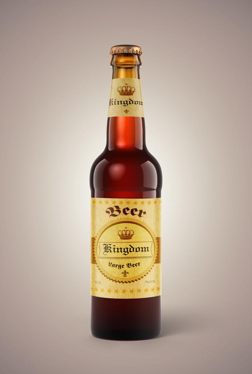 Kingdon Beer 0