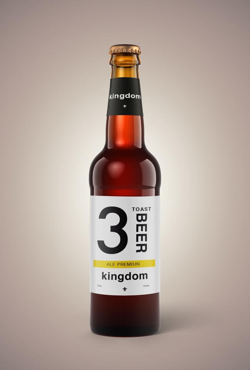 Kingdon Beer 2