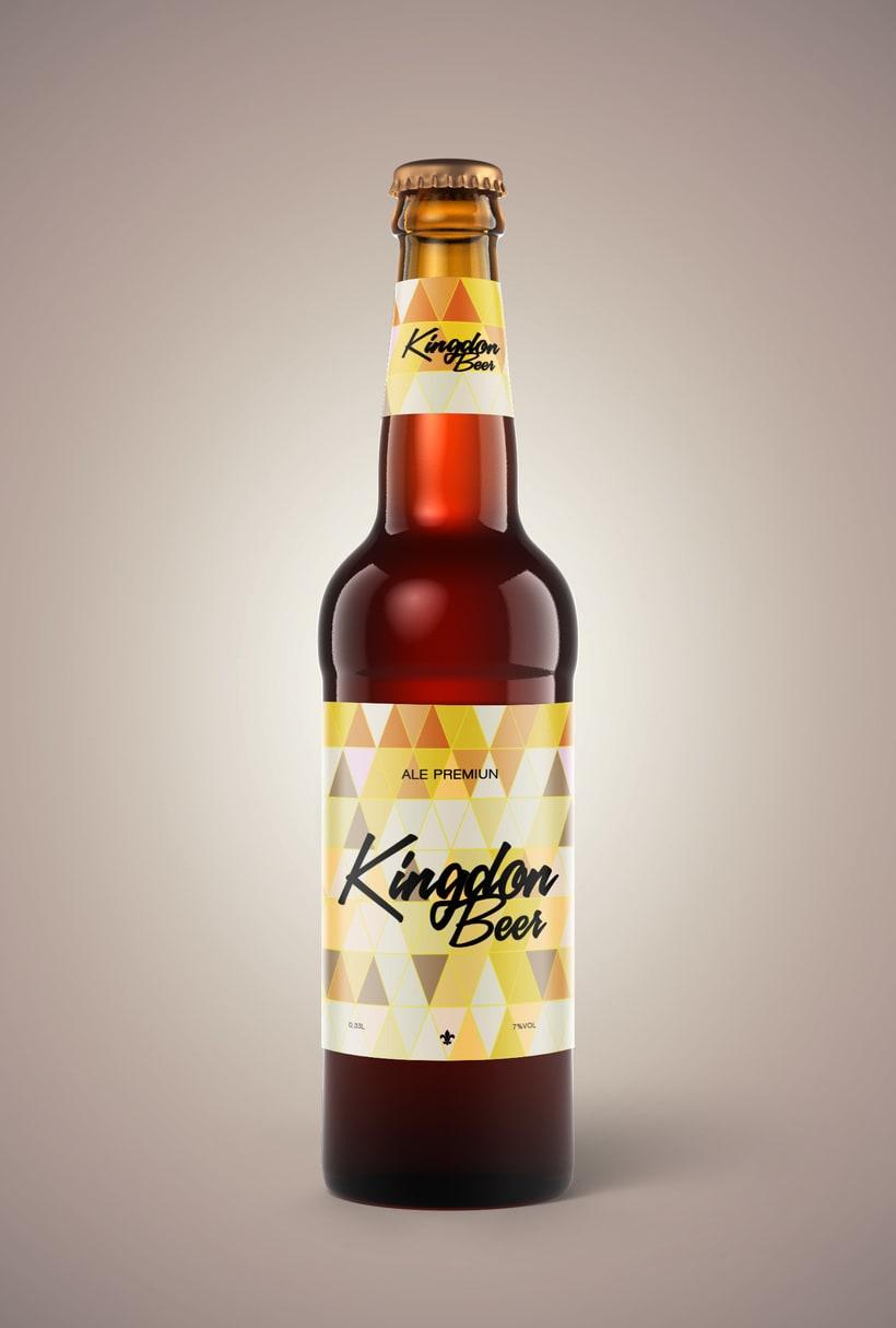 Kingdon Beer 1