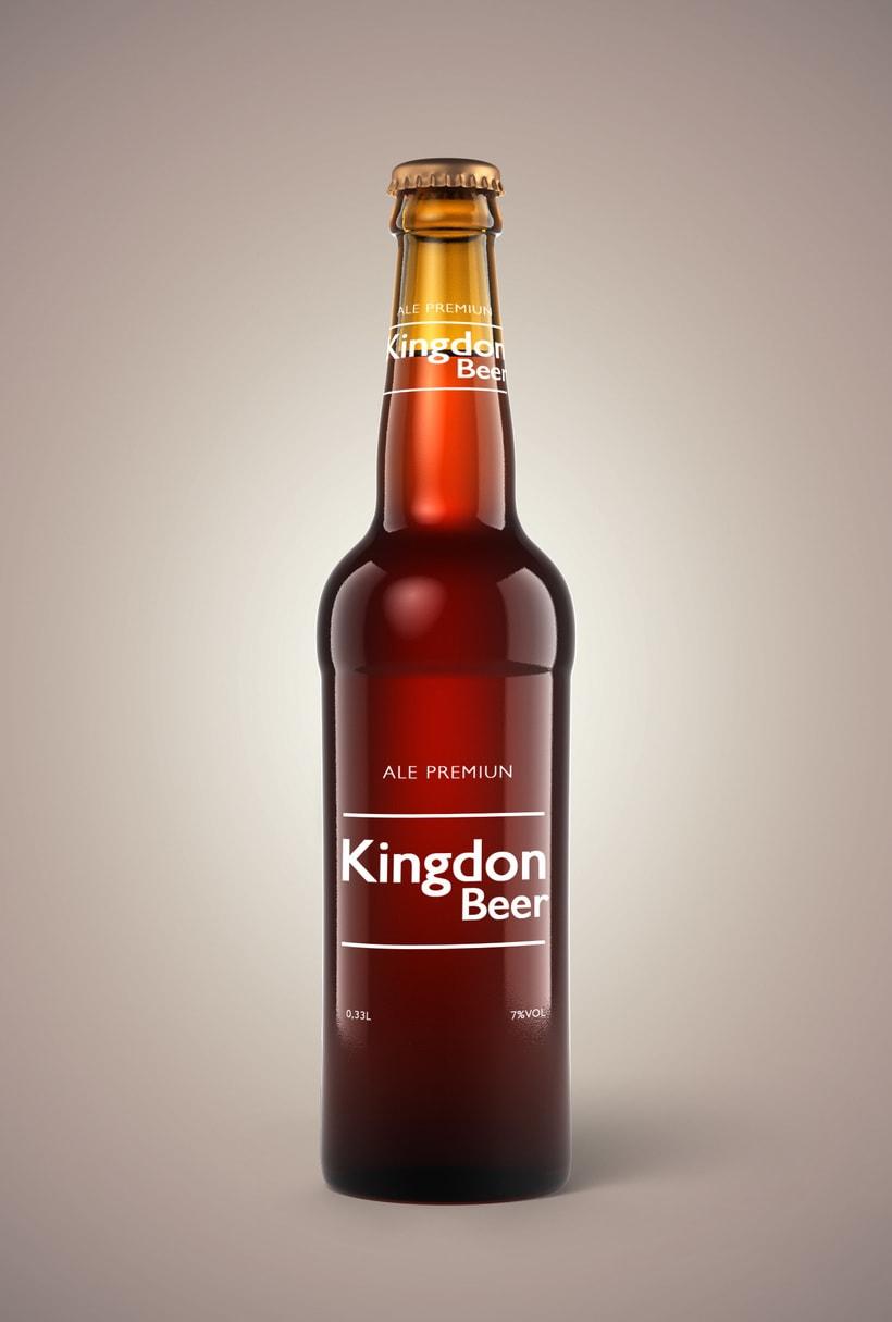 Kingdon Beer 3