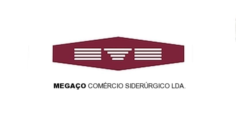 Marca para MEGAÇO JMA Comercio Siderurgico Ltda. Portugal 0