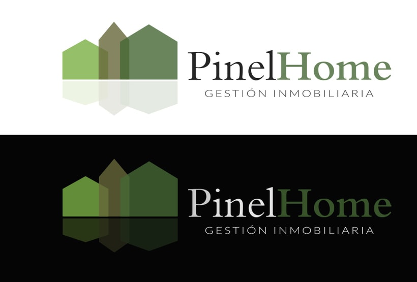 PINEL HOME: diseño de marca -1