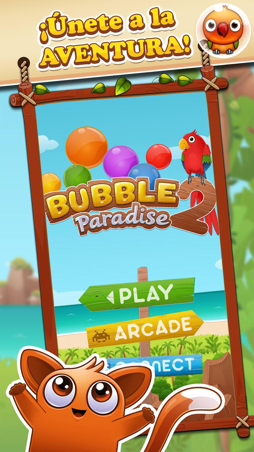 Bubble Paradise 2 1