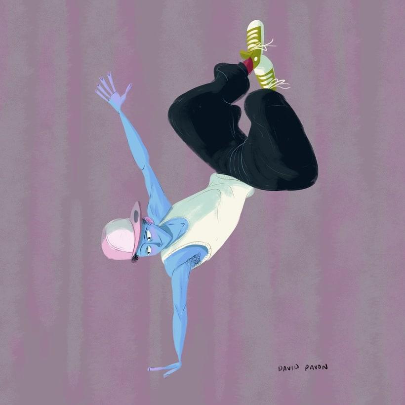 Break Dancer -1