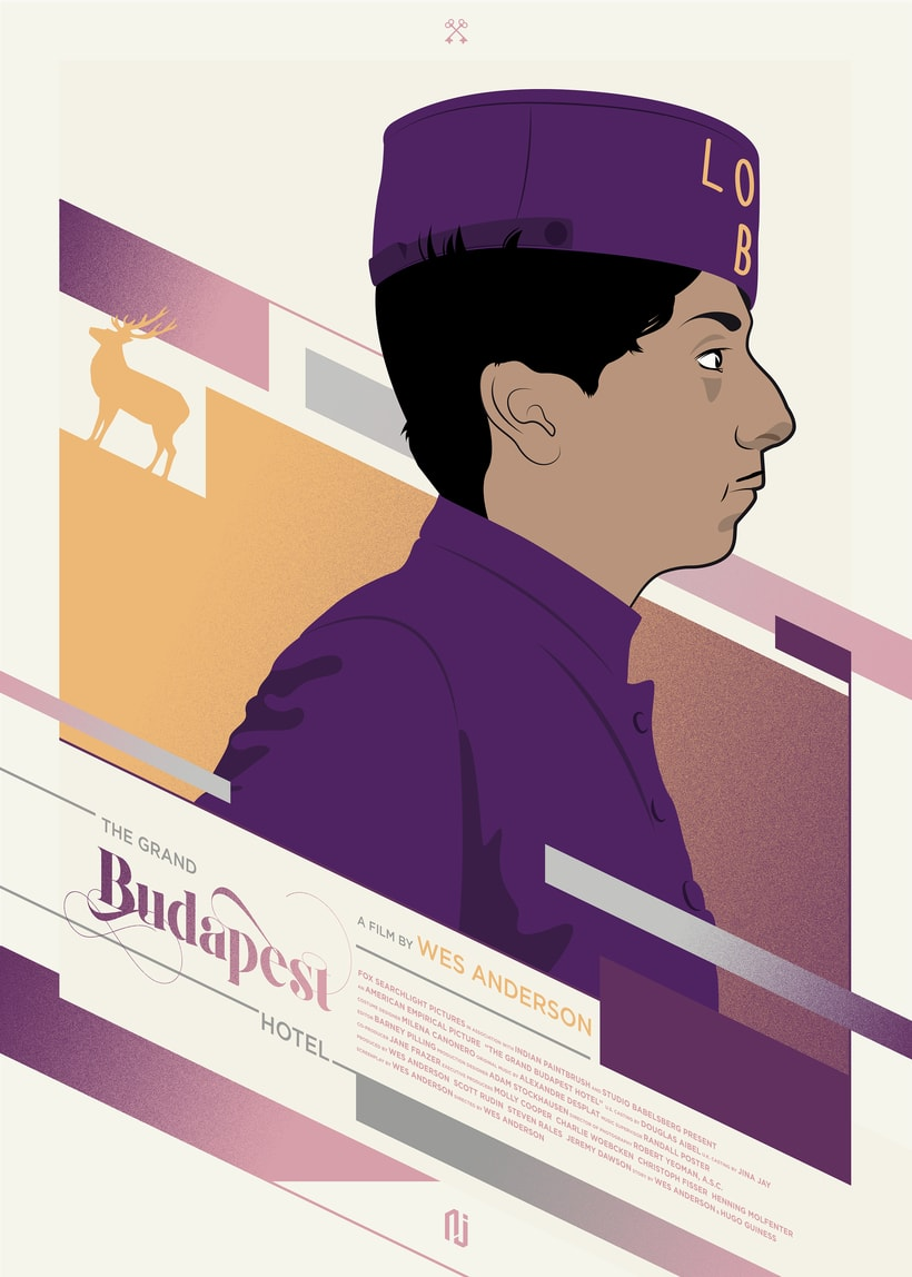 The Grand Budapest Hotel 2