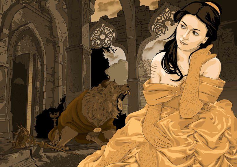 Sinister Princesses.  2