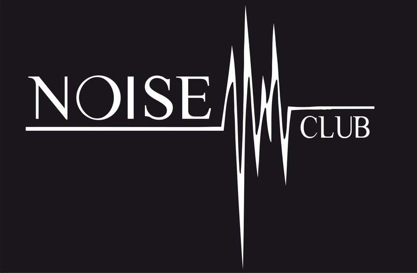 Logotipo Noise Club -1