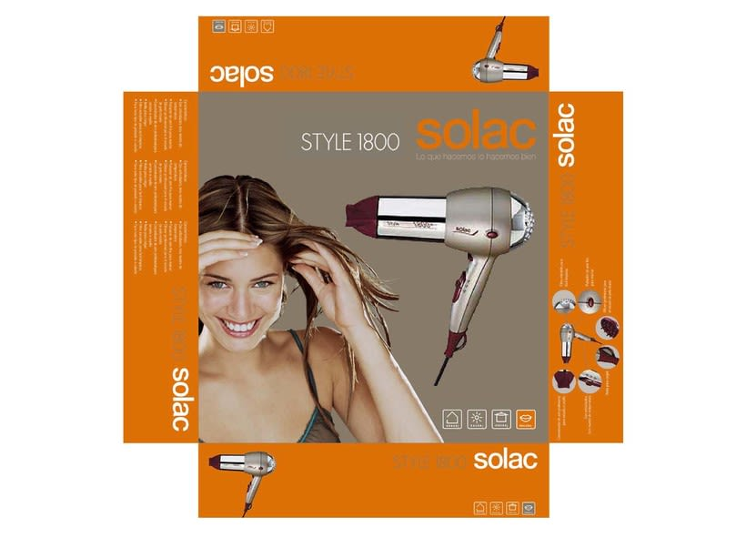 Solac _Packaging secador 1