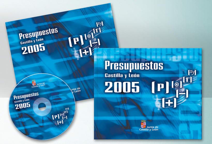 Presupuestos de Castilla y León 2005 2
