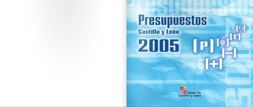 Presupuestos de Castilla y León 2005 3
