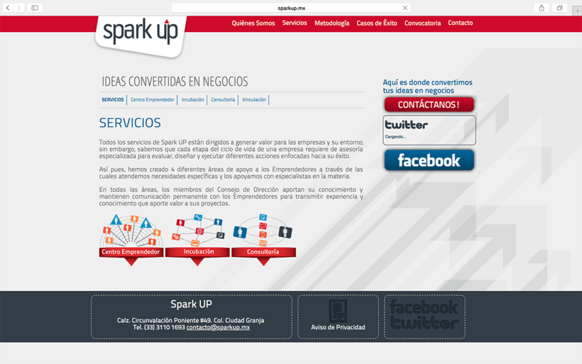 SPARK UP 1