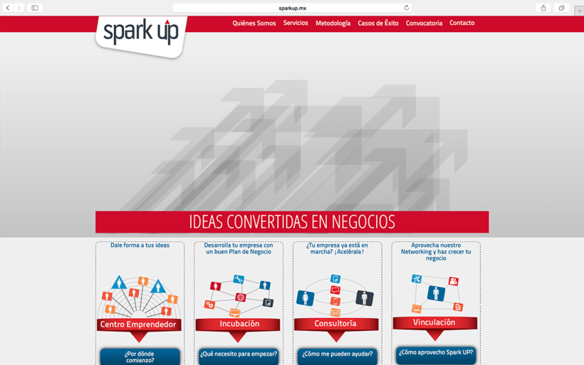 SPARK UP 0