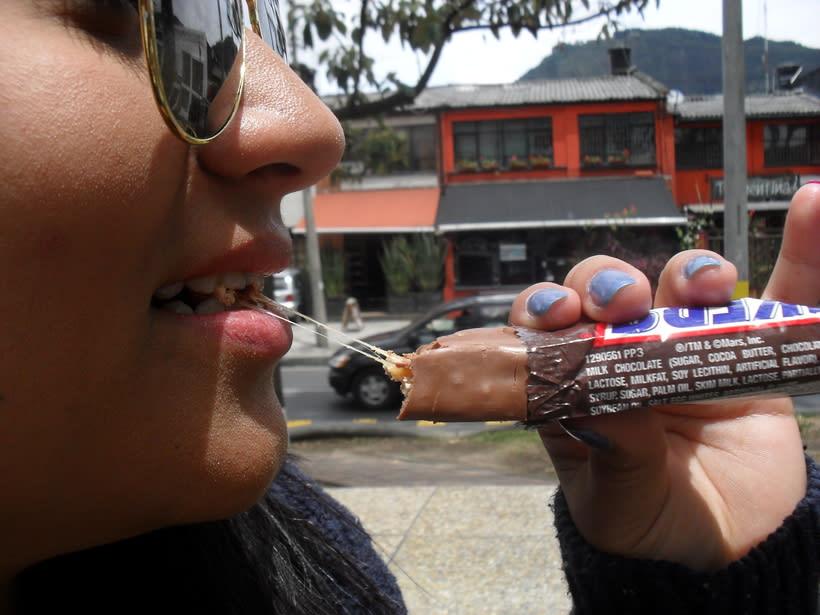Fotografia Snickers 0