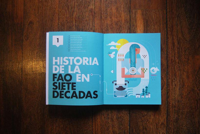 FAO: 70 aniversario 1