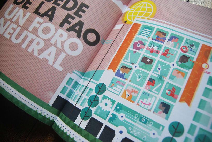 FAO: 70 aniversario 45