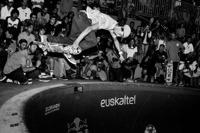 RedBull Skateboarding 0