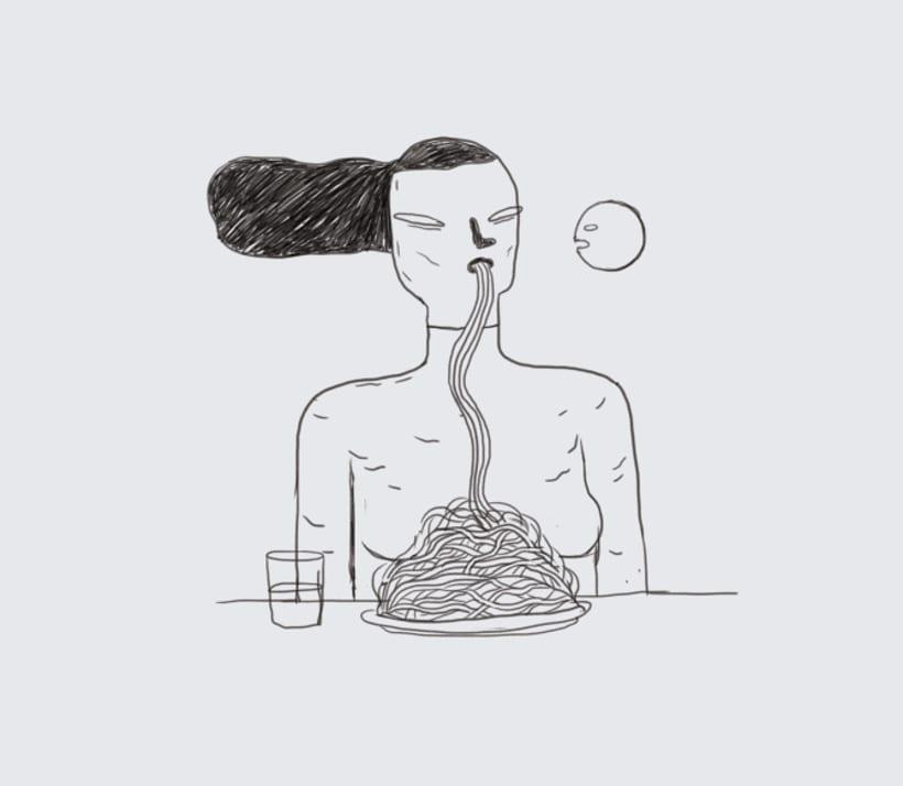 Ilustradores a la mesa 5