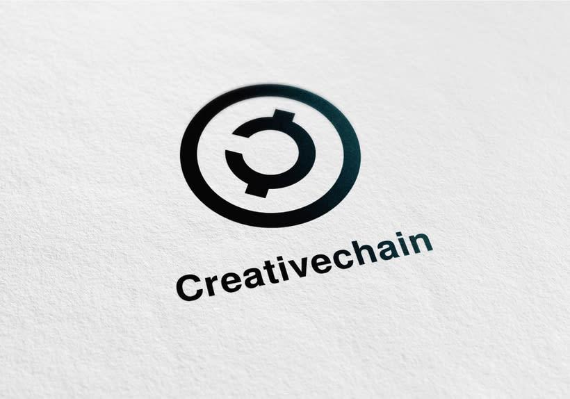 Creativechain. Registro de obras copyleft en blockchain con sistema de pagos y donaciones a obras en criptomonedas. -1