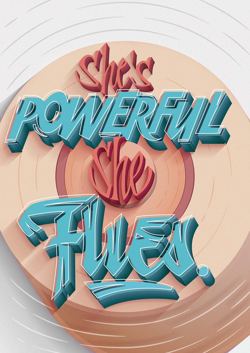 She's Powerful 2