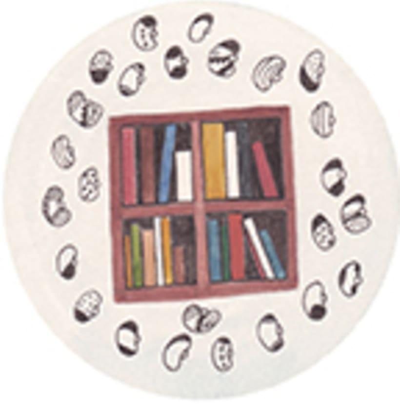 Maquetación e ilustración de un relato corto, 'La Molicie' 8