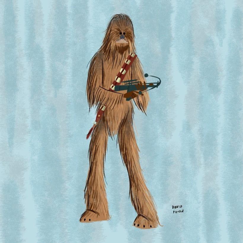 Chewbacca -1