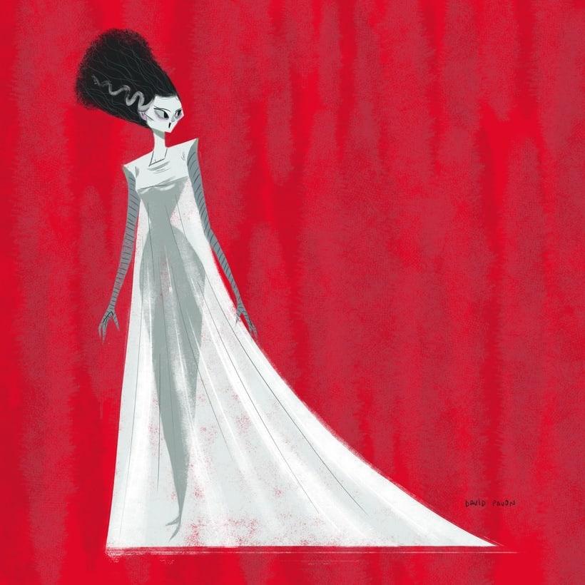 La novia de Frankestein -1