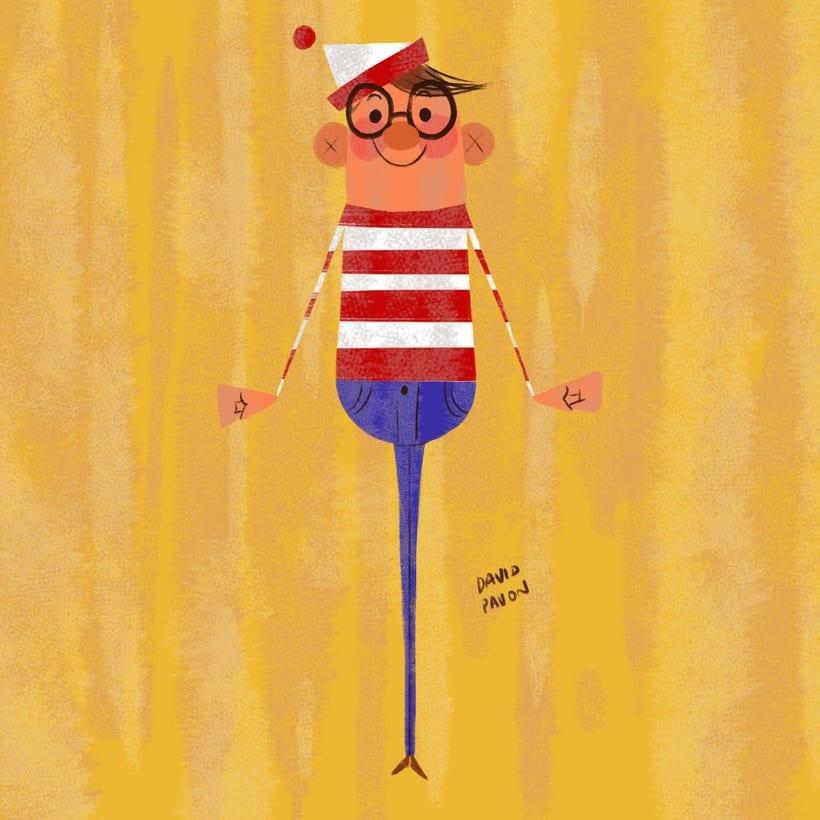 Wally -1