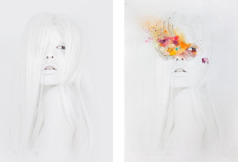 FOTOGRAFÍA INTROSPECTIVA / Proyecto artístico -1