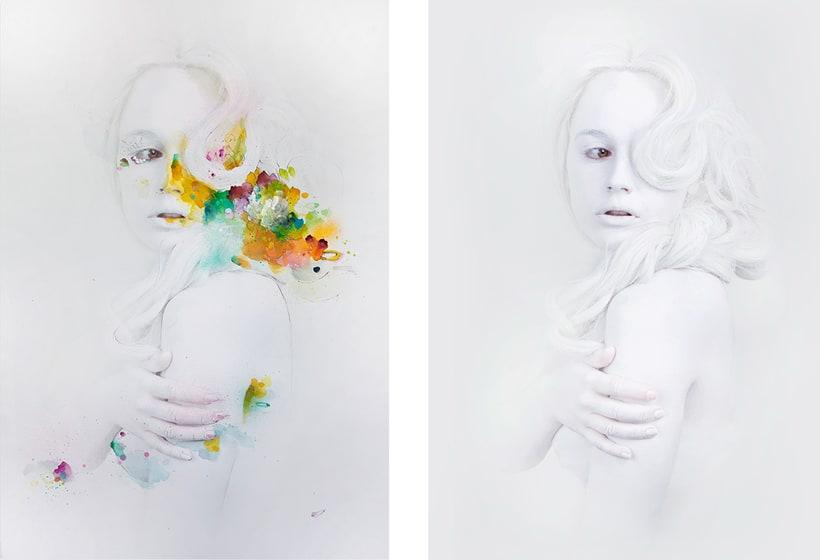 FOTOGRAFÍA INTROSPECTIVA / Proyecto artístico 1