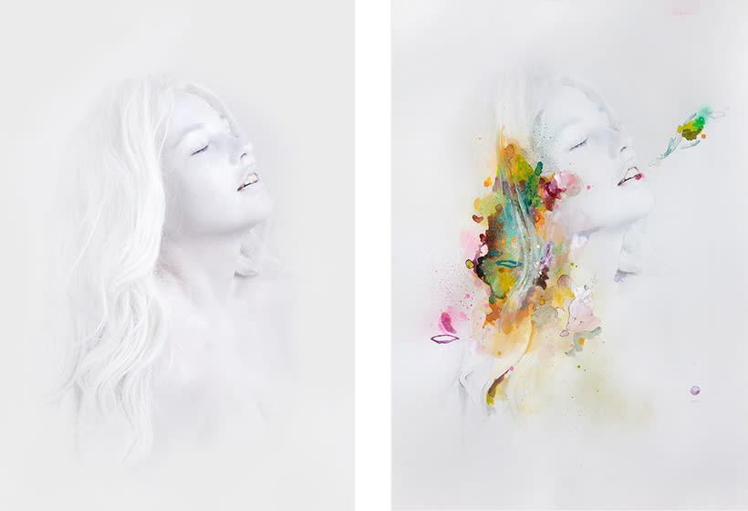 FOTOGRAFÍA INTROSPECTIVA / Proyecto artístico 2