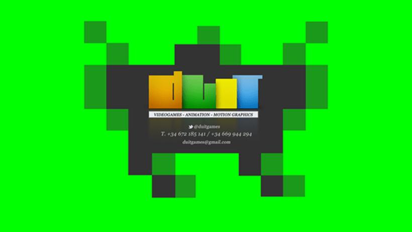 Duit Games Monsters - Branding Online 2