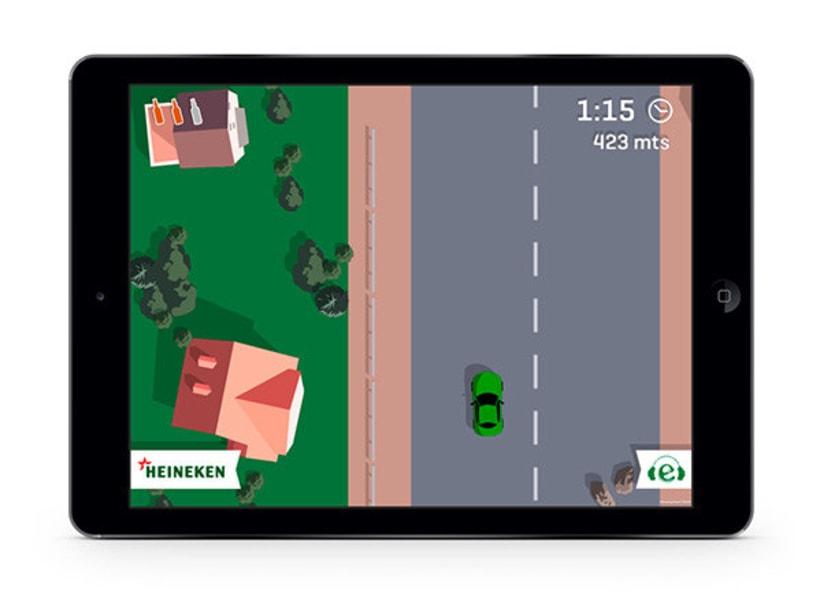 Drive Safe by Heineken - Videojuego Multiplataforma 6