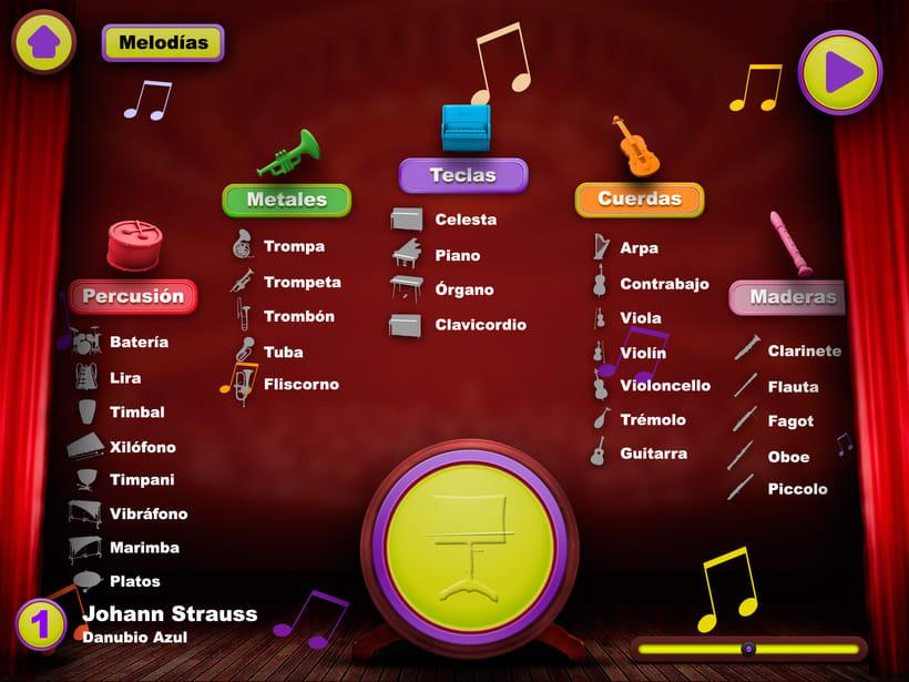 Orchestra 3.0 - Imaginarium i-wow - Android/iOS 3