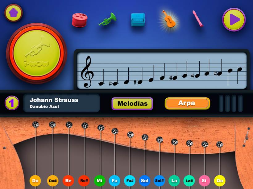 Orchestra 3.0 - Imaginarium i-wow - Android/iOS 7
