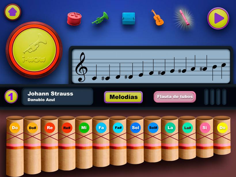 Orchestra 3.0 - Imaginarium i-wow - Android/iOS 8