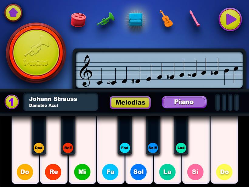 Orchestra 3.0 - Imaginarium i-wow - Android/iOS 4
