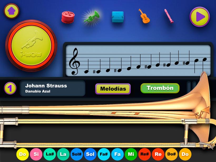 Orchestra 3.0 - Imaginarium i-wow - Android/iOS 6