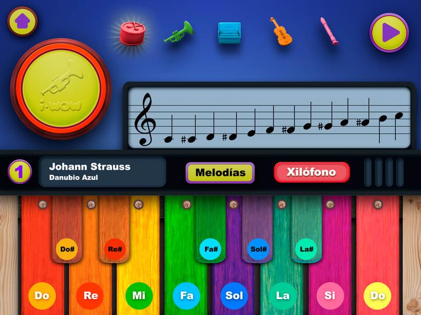 Orchestra 3.0 - Imaginarium i-wow - Android/iOS 5